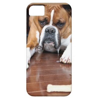 Drooling Boxer iPhone SE/5/5s Case