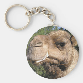 Drooling Camel Keychain