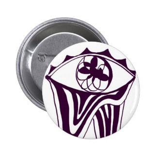 Droop-Eye 2 Inch Round Button