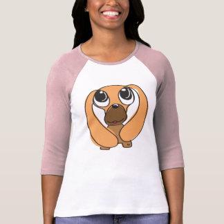 Droopy Ears Dachshund Shirt