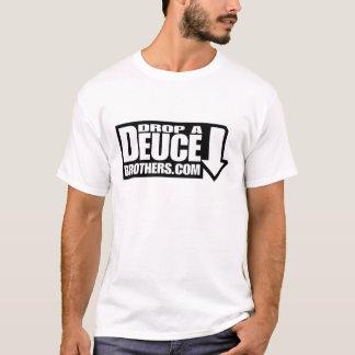 Drop a Deuce Brothers Logo (Plain) T-Shirt