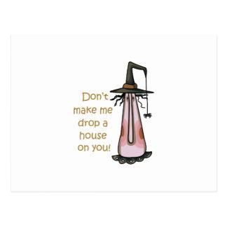 Drop A House Postcard