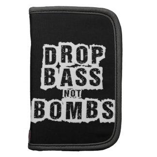 Drop Bass Not Bombs Organizers