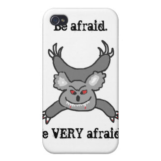 Drop Bear iPhone 4 Case