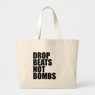 Drop Beats Not Bombs Bags
