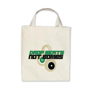 Drop Beats not Bombs Bag