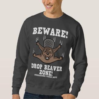 drop-beaver-DKT Sweatshirt