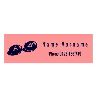Drop Business Card Templates