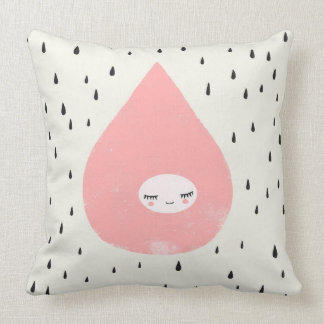 Drop by pillows