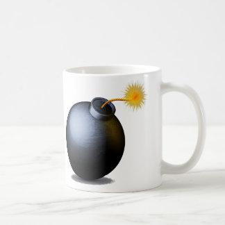 DROP DA BOMB. COFFEE MUG