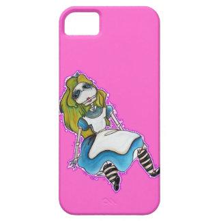 Drop Dead Alice iPhone 5 Case