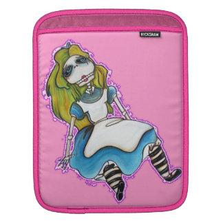 Drop Dead Alice iPad Sleeve