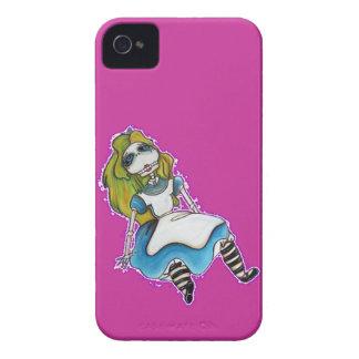 Drop Dead Alice iPhone 4 Case