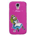 Drop Dead Alice Samsung Galaxy S4 Cover