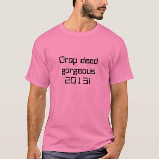 Drop dead gorgeous 2013! T-Shirt