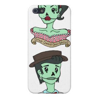 Drop Dead Gorgeous Zombies iPhone SE/5/5s Case