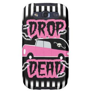 Drop Dead Hearse Galaxy SIII Cases