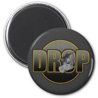 DROP DnB Drumnbass dubstep Jungle Hardstyle DJ Fridge Magnets