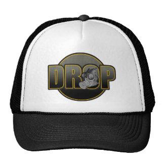 DROP DnB Drumnbass dubstep Jungle Hardstyle DJ Trucker Hat