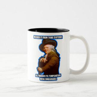 Drop It Coffee Mug $17.95