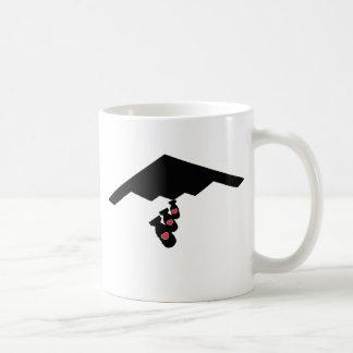 Drop Love Bombs Coffee Mug