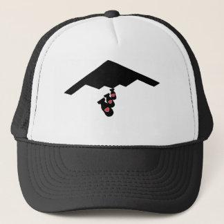 Drop Love Bombs Trucker Hat