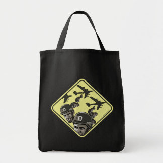 Drop O-bombs by Yes Politics Suck Tote Bag