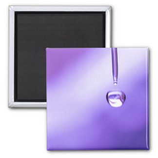 Drop of Hope 2 Inch Square Magnet