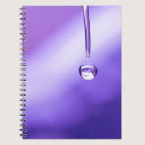 Drop of Hope Spiral Notebook