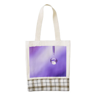 Drop of Hope Zazzle HEART Tote Bag