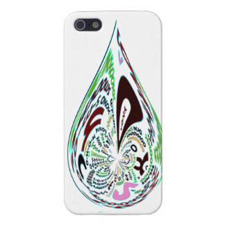 Drop Of Love iPhone SE/5/5s Cover