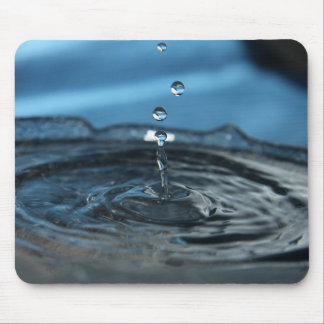 Drop Of Water Mouse Pad