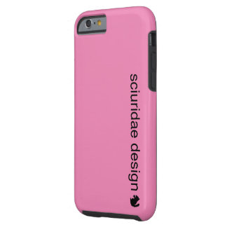 Drop or fall, never break a sweat with sciuridae tough iPhone 6 case