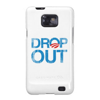 DROP OUT OBAMA Faded.png Samsung Galaxy SII Cases