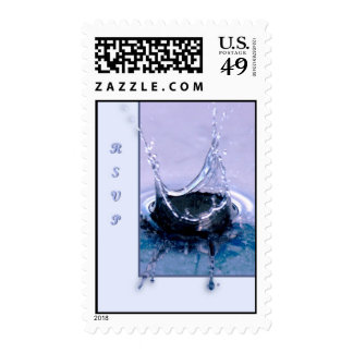 Drop Postage Stamps