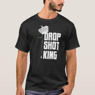 Drop Shot King (for dark shirts) T-Shirt