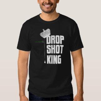 Drop Shot King (for dark shirts) Tee Shirt