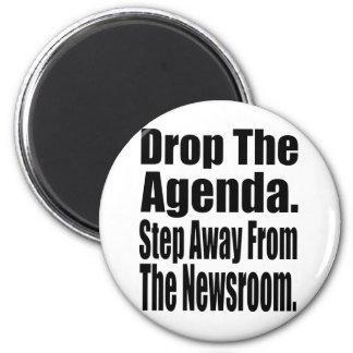 Drop the Agenda Magnet