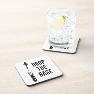 Drop the Bass Chemistry Base Drink Coasters