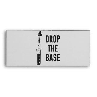 Drop the Bass Chemistry Base Envelopes