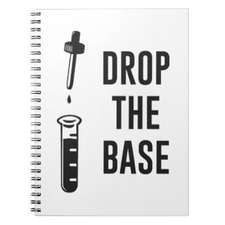Drop the Bass Chemistry Base Notebook
