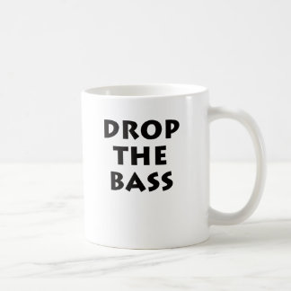 Drop The Bass Coffee Mug