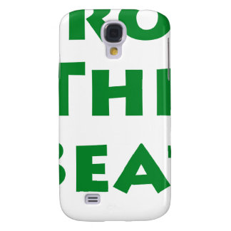 Drop The Beat Galaxy S4 Cover