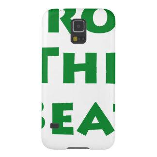 Drop The Beat Galaxy S5 Case