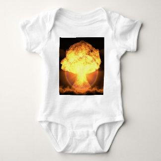 Drop the bomb baby bodysuit