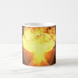 Drop the bomb coffee mug
