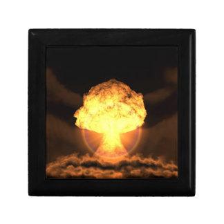Drop the bomb jewelry box