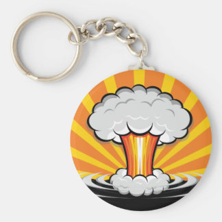 Drop The Bomb - Keychain