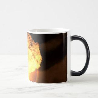 Drop the bomb magic mug