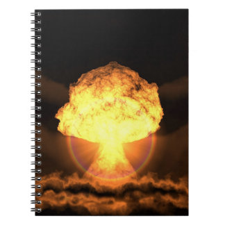 Drop the bomb notebook